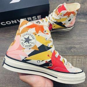 Converse All Star Chuck 70 HI Orange